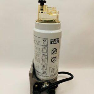 PL420 топливный фильтр( с помпой и стакан с подогревом)